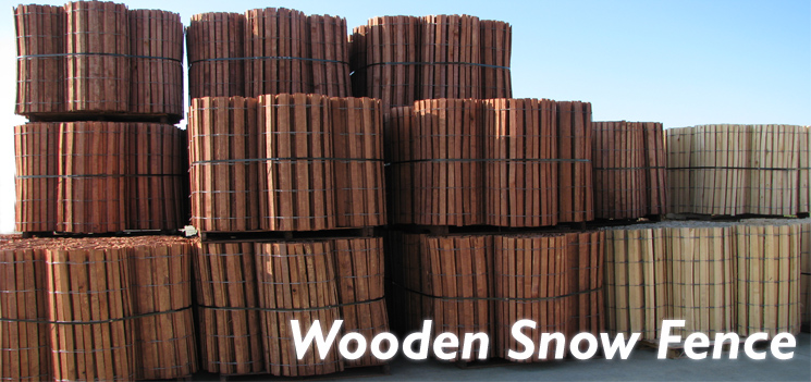 Wooden Snow Fence Store Wholesale Snow Fence Distributor