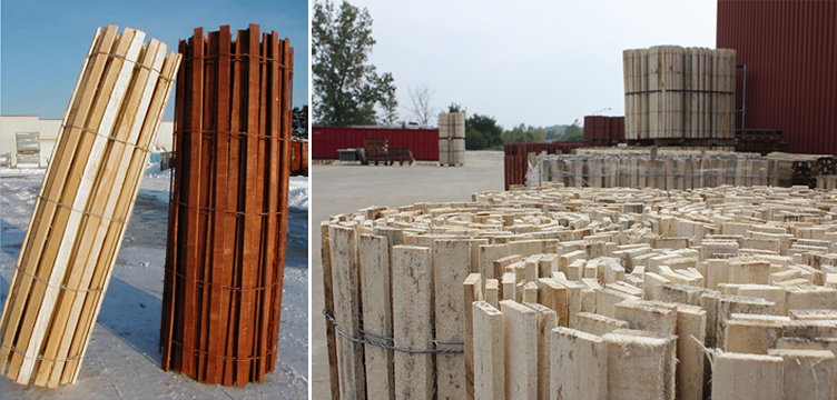 Wooden Snow Fence Store